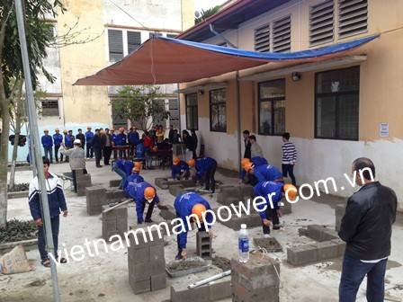 Workers available from Vietnam
