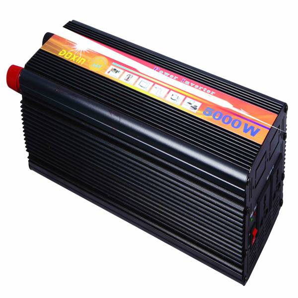 5000w power converter dc to ac 5kw power inverter 12v 220v for home use