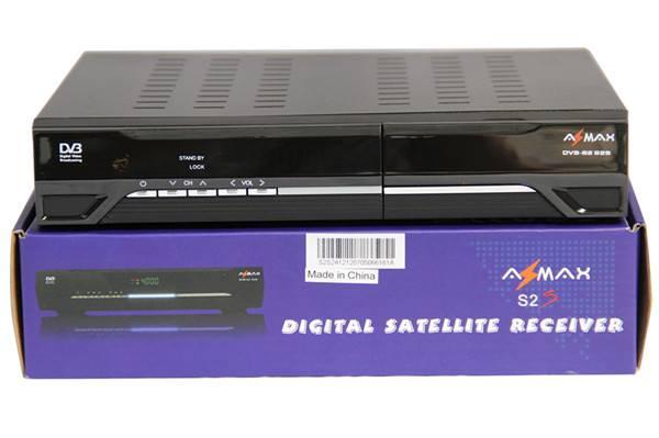Azfox s2s satellite tv receiver