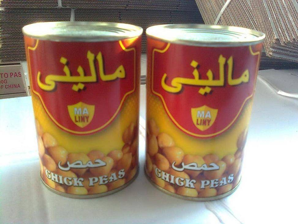 Canned Chick Peas 24x400g/ctn