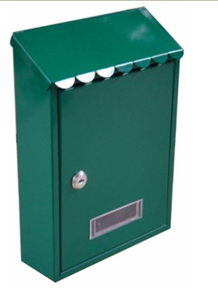 Steel Mailboxes