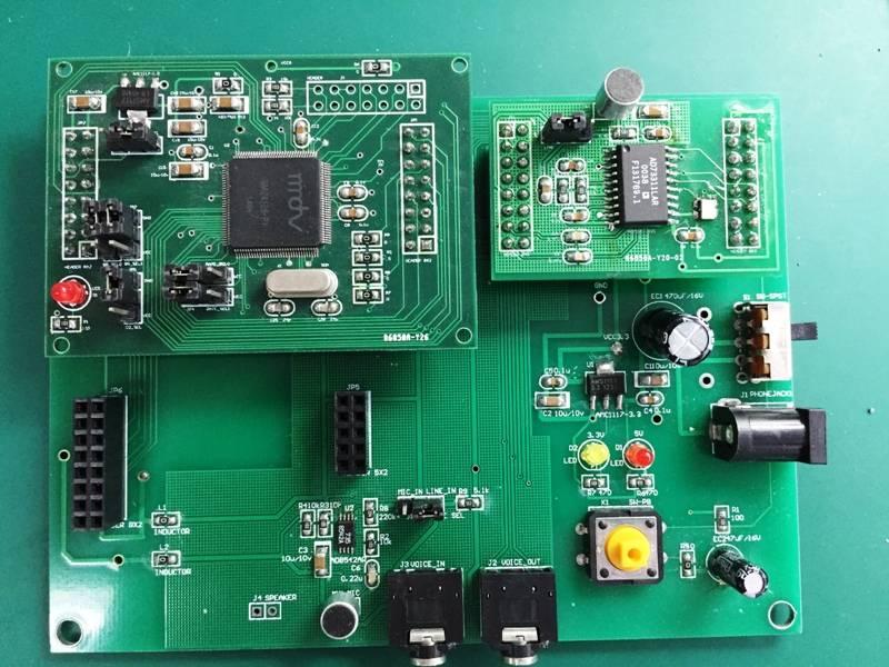 MA24126-P1-V1 Demo Board