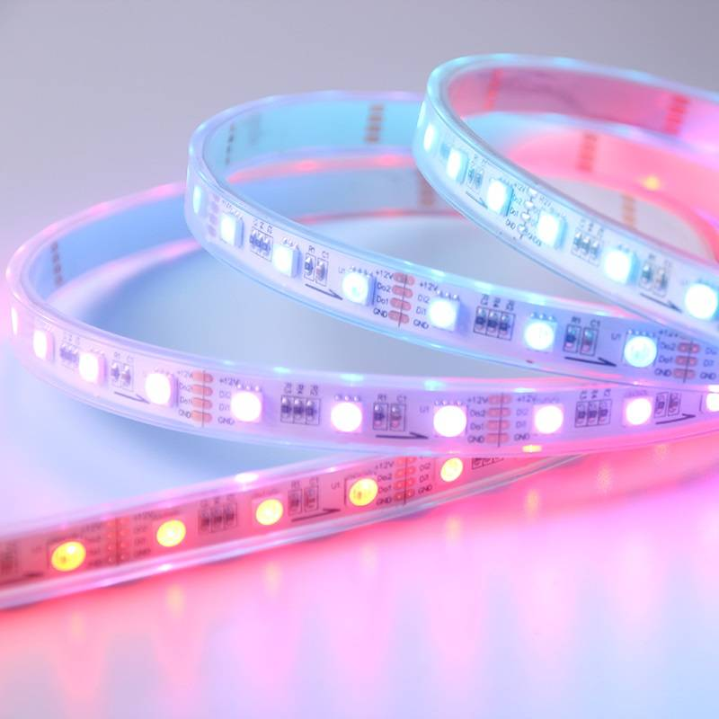 led strips 5050-60LEDS-12V