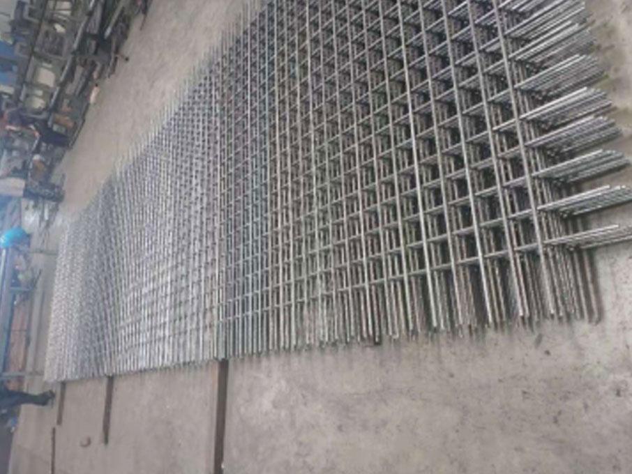 Standard reinforced steel welded mesh for construction