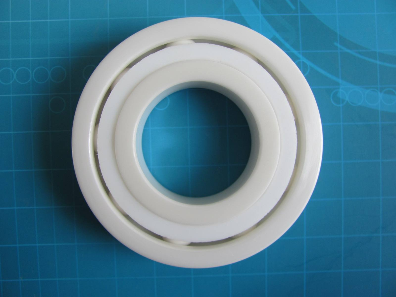China factory high quality cheap price 608 full ceramic bearings