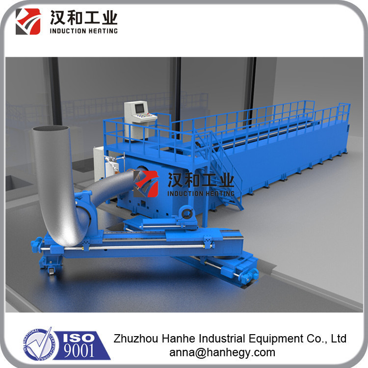WGYC-830 Electric Stainless Steel Pipe Bending Machine For