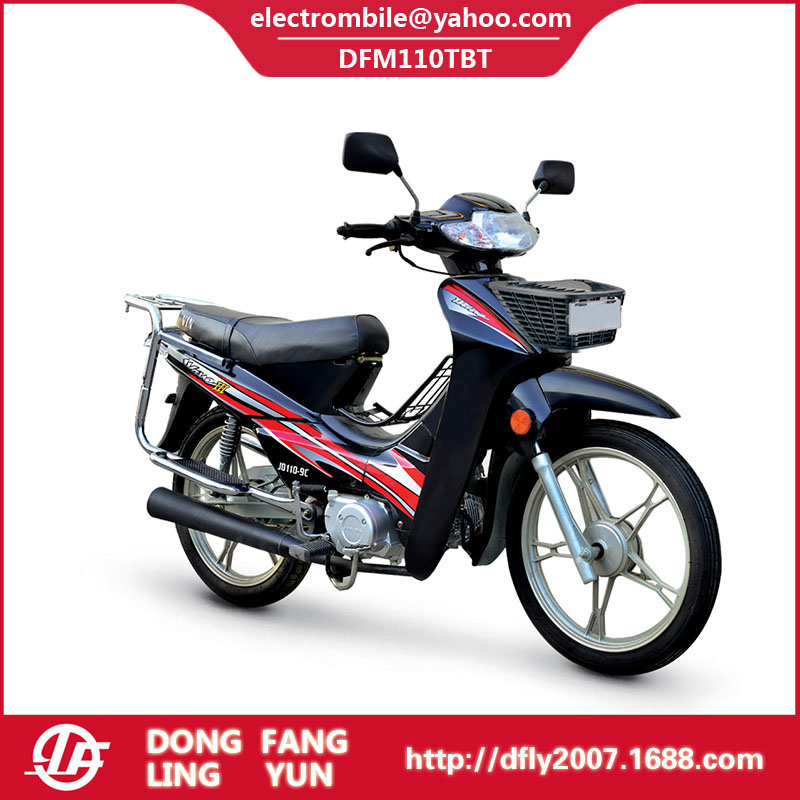 DFM110TBT - Hot selling gasoline motorcycle good quality motorcycle for Lady