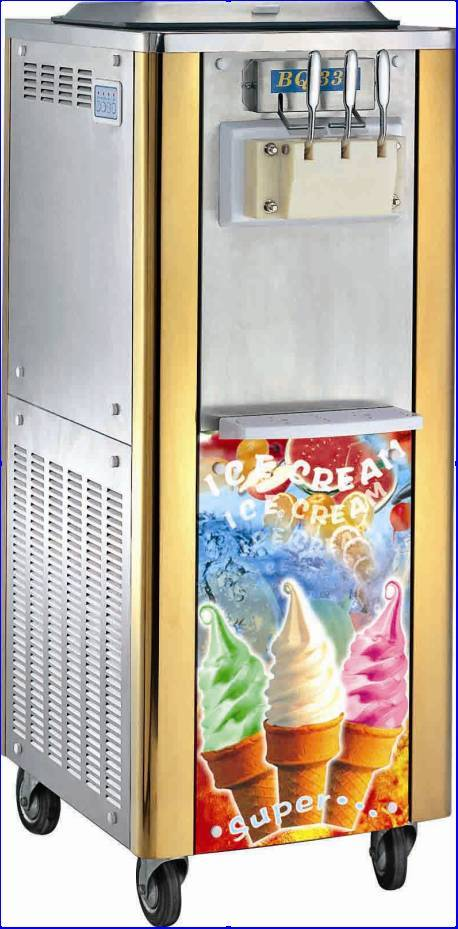 Soft Ice Cream Machine BQ336
