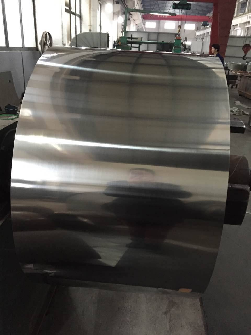 stainless steel cold coils
