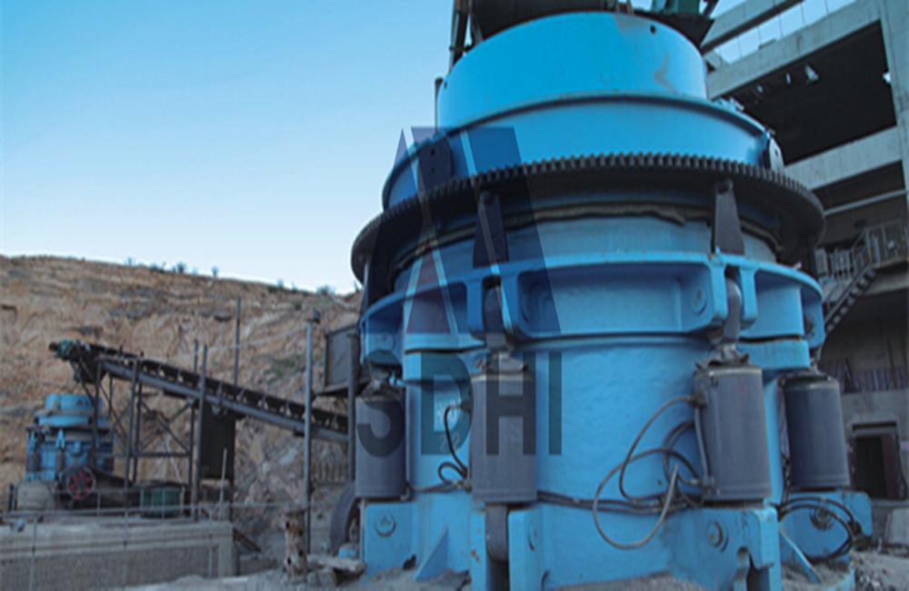 H Series Hydraulic Multi-Cylinder Cone Crusher