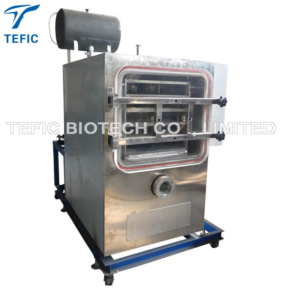 2 Square Meter Food Freeze Drying Equipment Supplier, Freeze Dried Fruit Vegetable Machine For Sale
