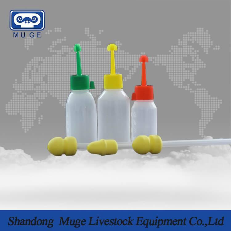 Pig semen bottle for pig artificial insemination