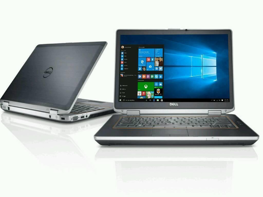 """94x Dell Latitude E6520 - 15,6"""" - Core i7-2760QM - 4 GB - without HDD - Win 7 Pro COA - 157 Eur"""