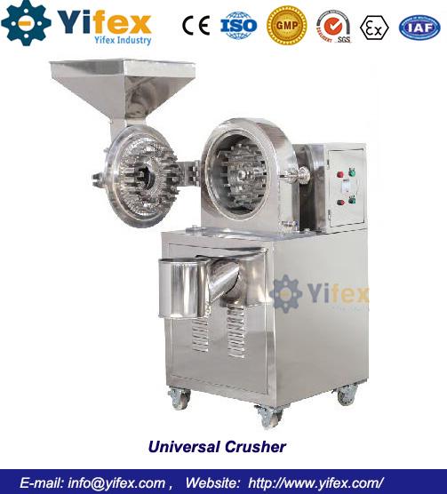 Universal Crusher