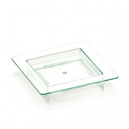 Mini edge plate seagreen 113*113*17mm