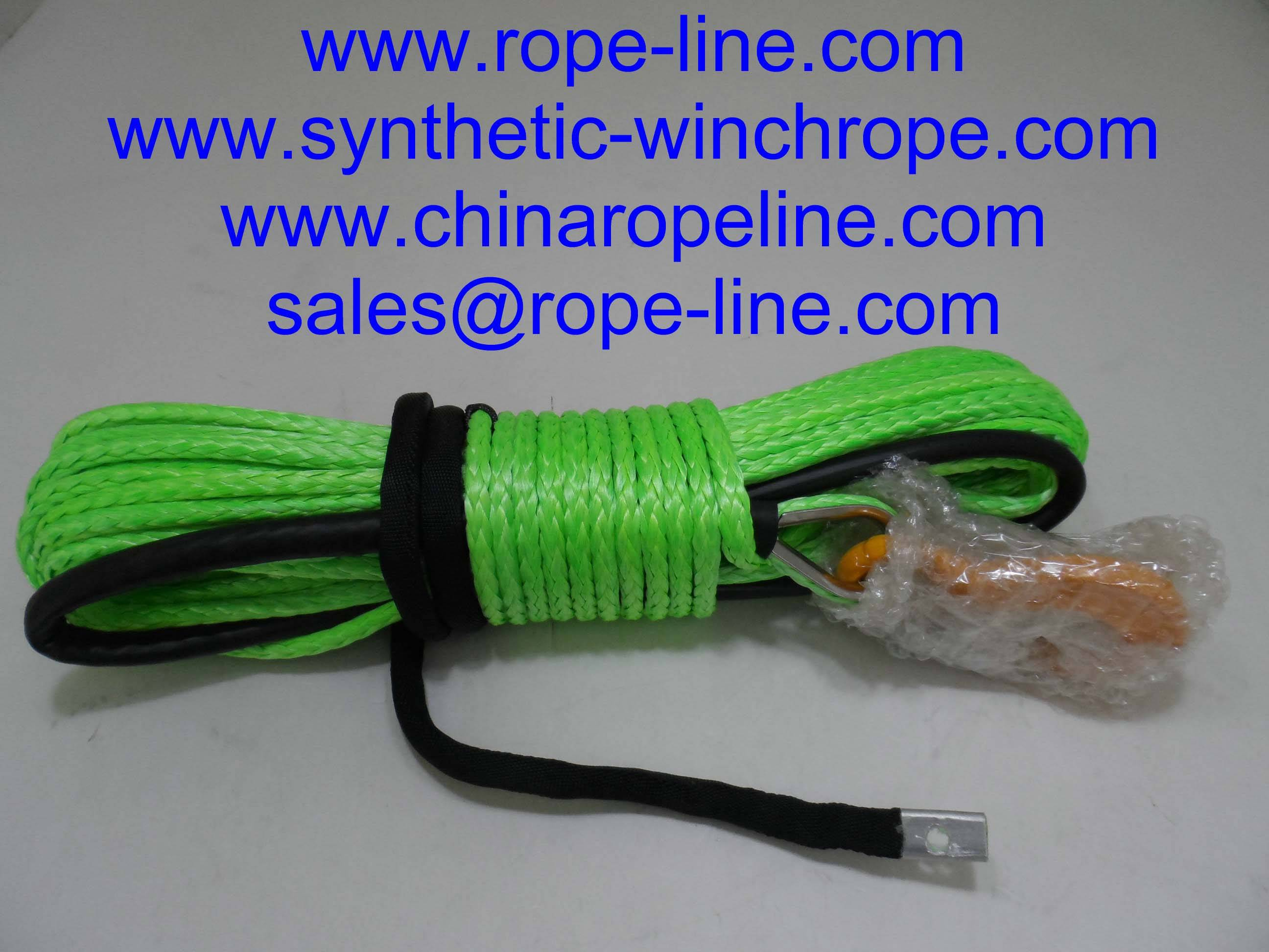 amsteel blue winch rope
