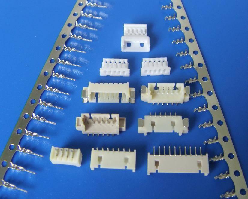 1.25mm (.049) Pitch Terminal Housing Wafer (Equal Molex PicoBlade)
