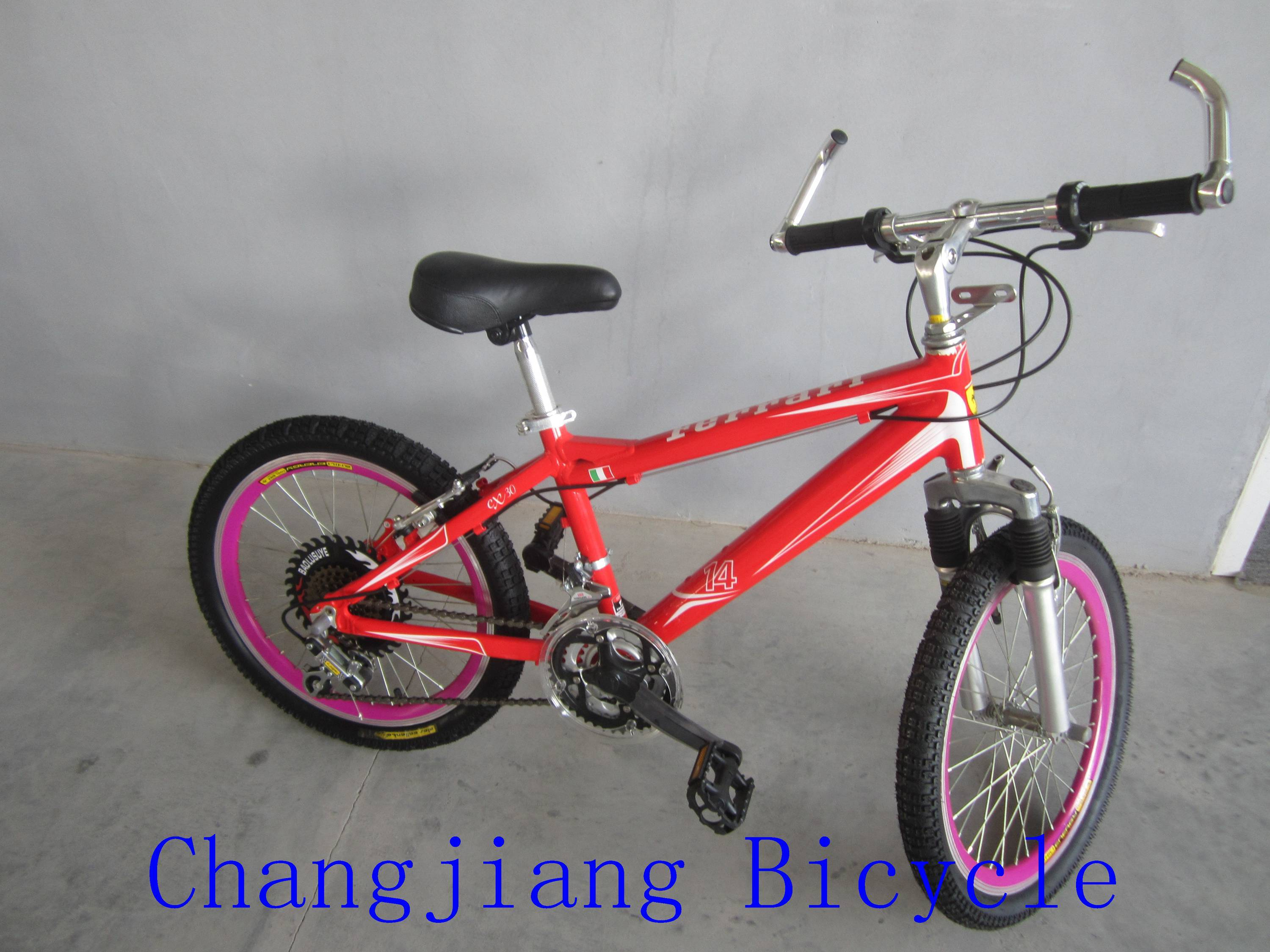20 inch 15 speed student mtb mountain bike