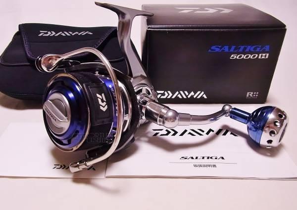 Daiwa Saltiga Z 5000H Spinning Reel