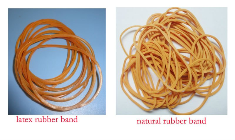 Rubbber Band for money made in Viet Nam