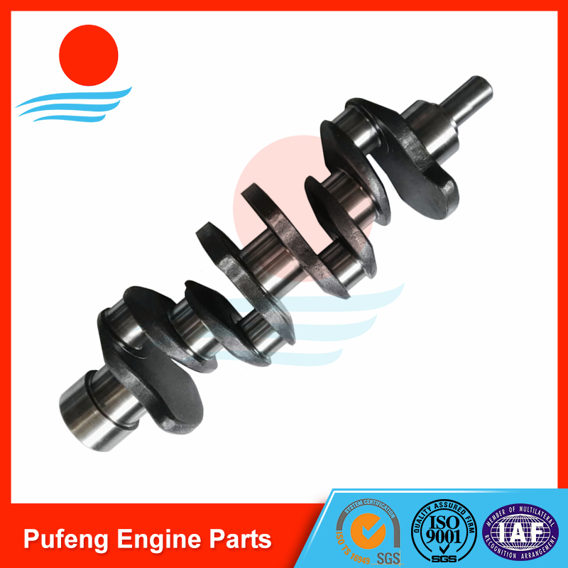Isuzu C240 crankshaft 9123104130 8941396690 8941597680 for forklift