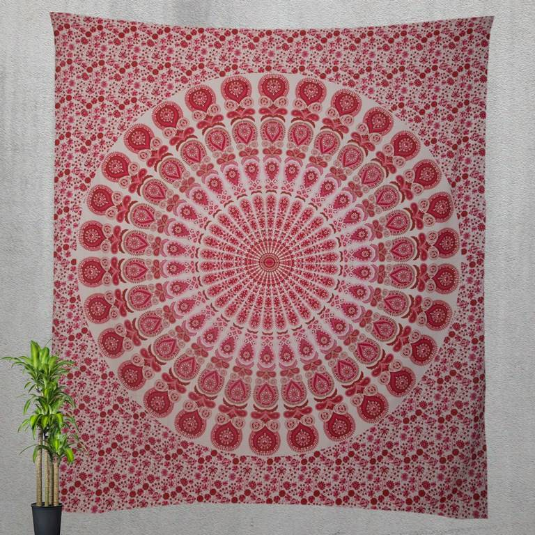 Mandala Bedding, Wall Hanging ,Mandala Tapestry