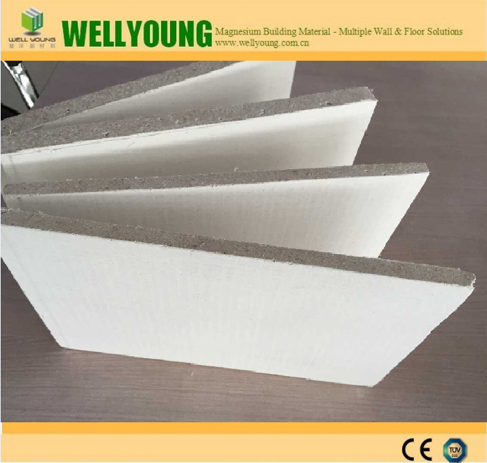Fireproof 10mm magnesium oxide board