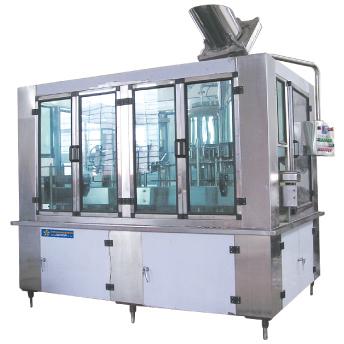 8000bph Pet Bottle Water Filling Machine / Pure Water Bottling Machine