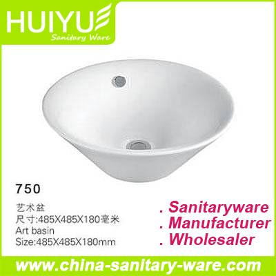 High Quality china art basin Sanitary Ware