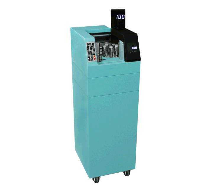 FDJ-166 Blue Vacuum Money Counter With Automatical