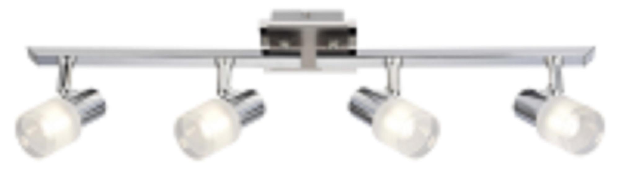 12W E14 LED CHROME SPOT LIGHT-S51484