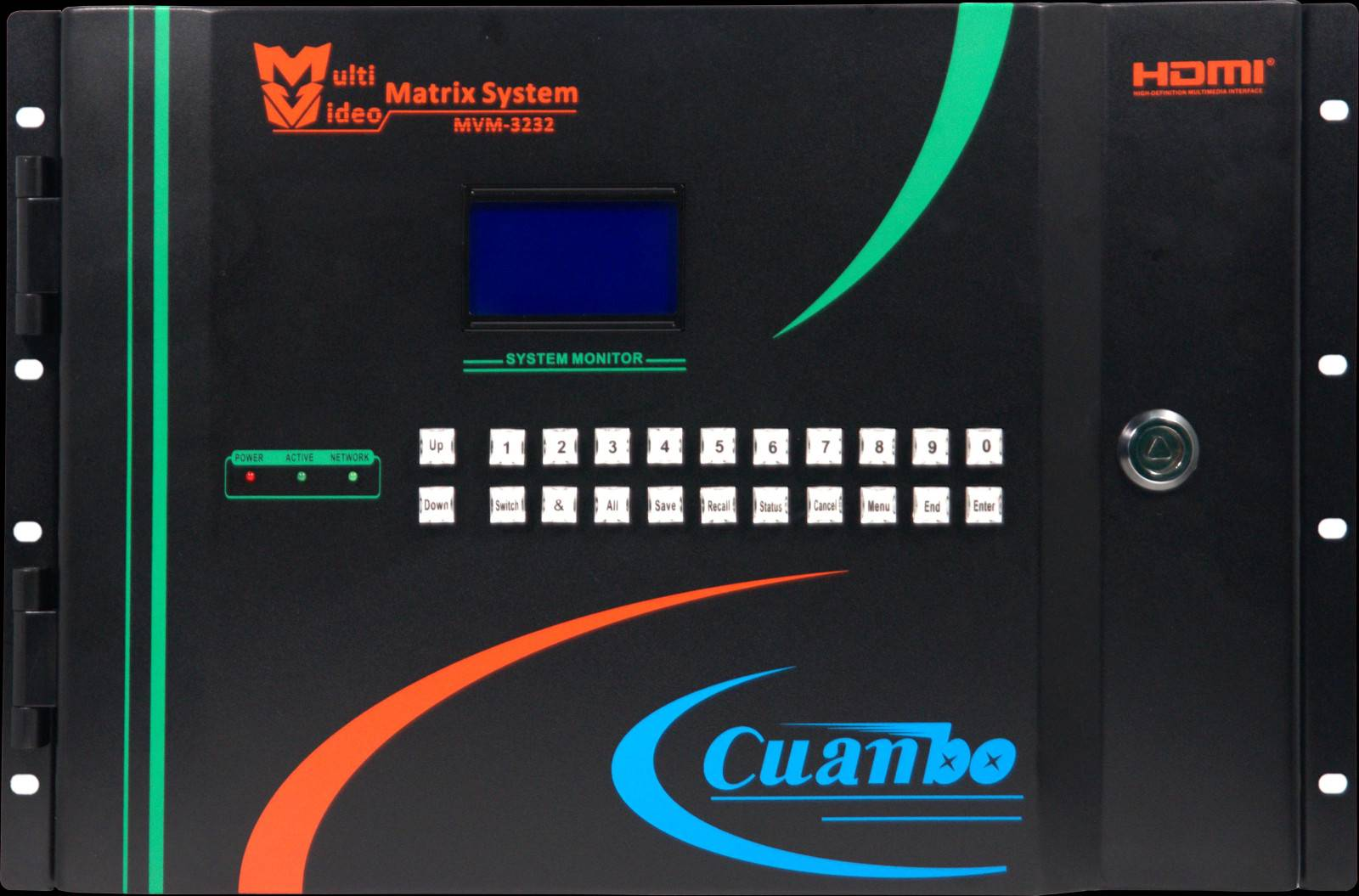 MVM-3232 Matrix Switcher