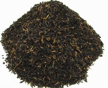China Black Tea BOP High Aroma