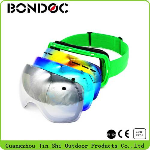 Fashionable High Quality Anti Fog Ski Goggles