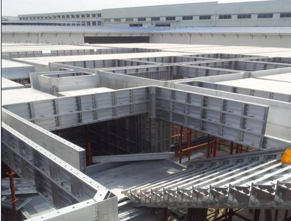 metal formwork,durable,low cost,environmental