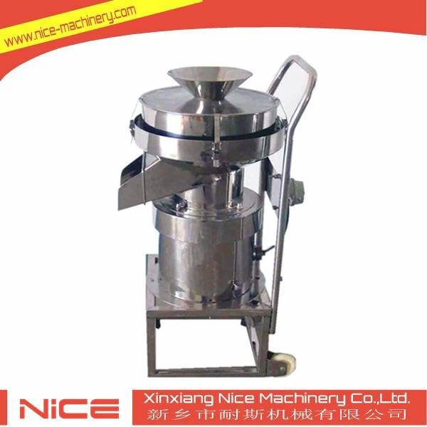 High Frequency 450 vibrating sieve shaker with ISO standard