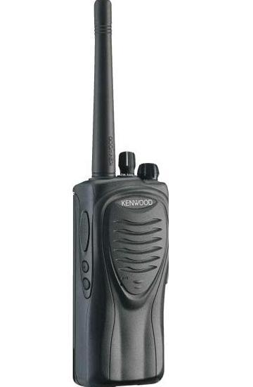 VHF kenwood walkie talkies TK-2207