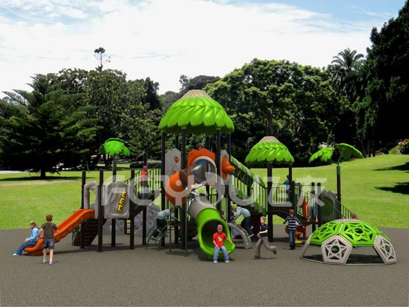China children plastic playground equipment