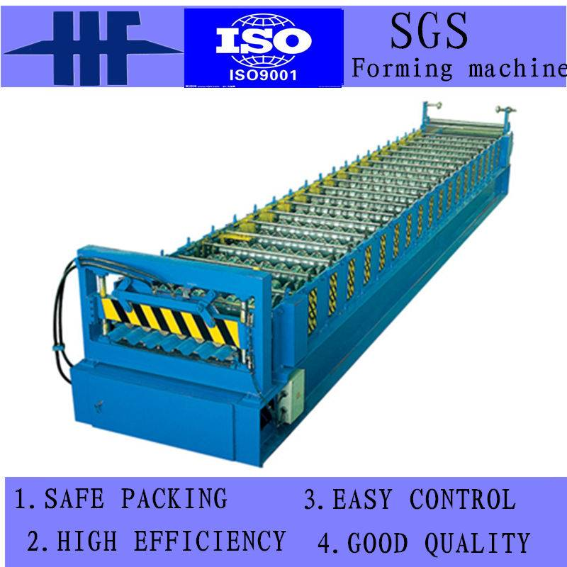 Roll Forming Machine for Roofing/Steel Roof Sheets Making Machines/Roll Forming