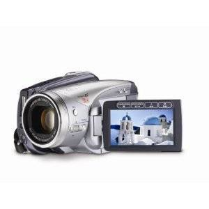 Canon HV20 3MP High Definition MiniDV Camcorder with 10x Optical
