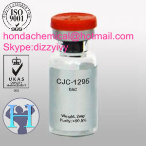 CJC 1295 Peptide Human Growth Steroid CJC 1295 Without Dac for body building Muscle Enhance