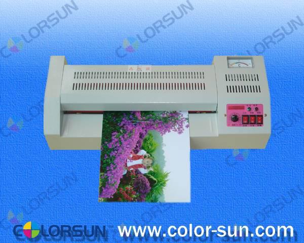 PVC Card Hot&Cold Laminator Machine