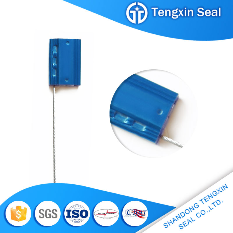 Superior quality tamper proof seal pull tight seal security