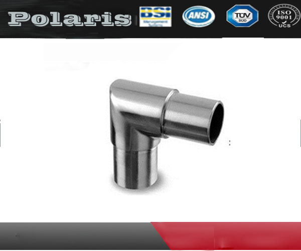 90 degree stainless steel elbow pipe fittings connectors