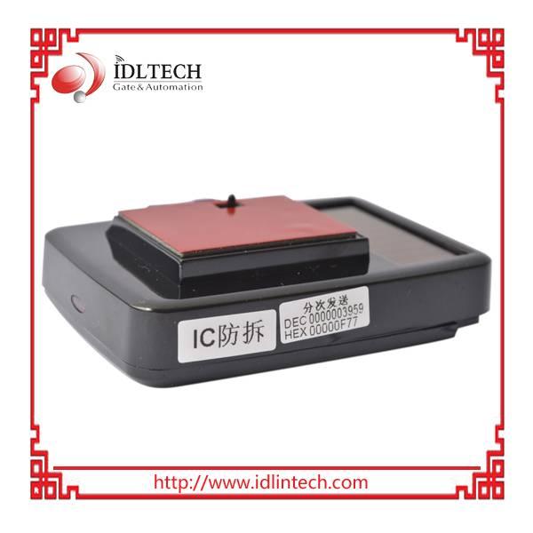Anti-Theft Solar Dual RFID Tag/RFID Card/ID Card