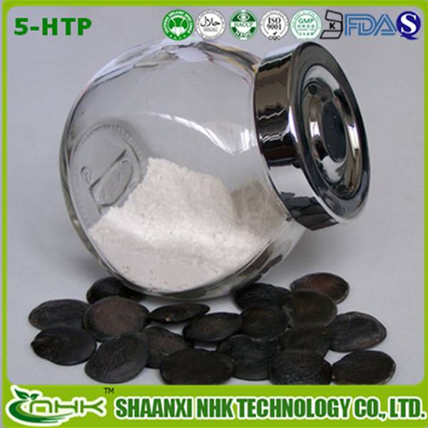 Manufacturer Supply Griffonia Seed Extract 98% 5-htp powder
