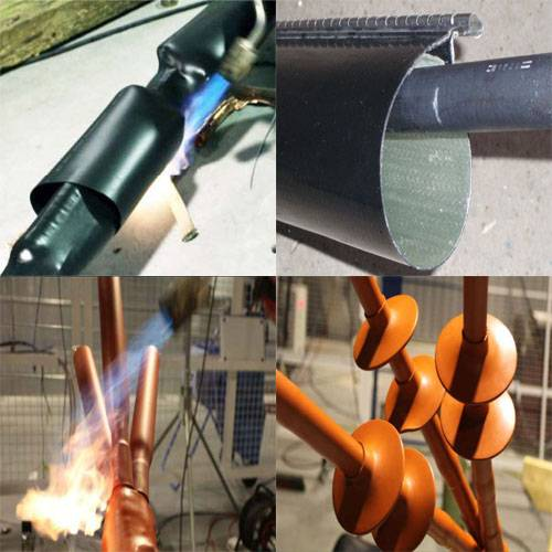 Heat Shrinkable Products
