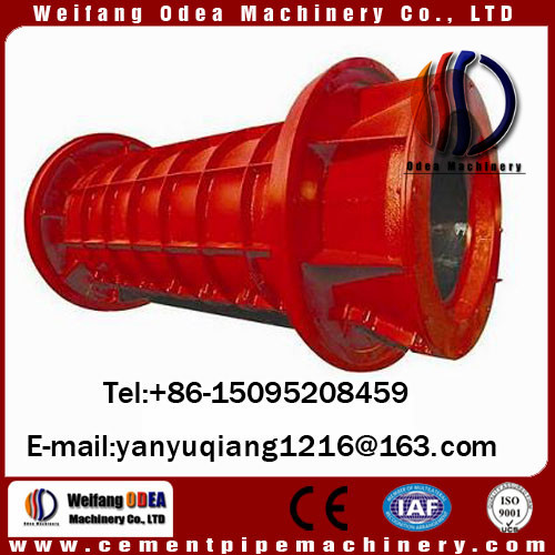 New products concrete culvert pipe mold pipe making machine