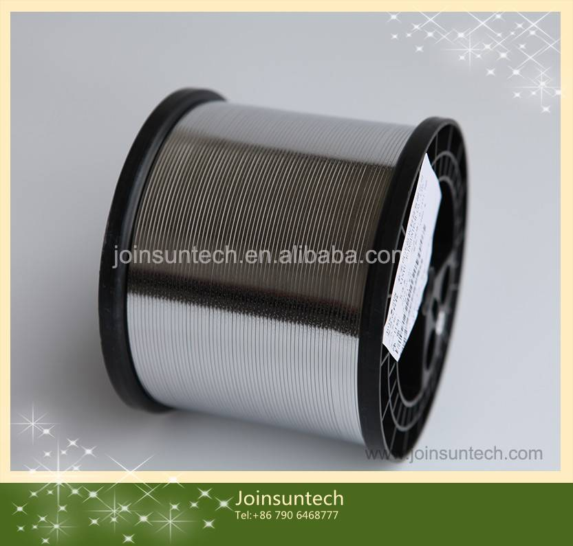 Low yield strength 0.25x1.6mm tin plated tabbing wire
