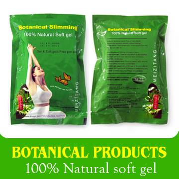 Get excess weight down everyday with Meizitang Botanical Slimming Softgel